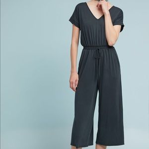 Cropped Jumpsuit ANTHRO